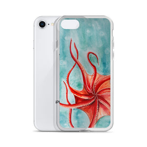 Octopus iPhone Case