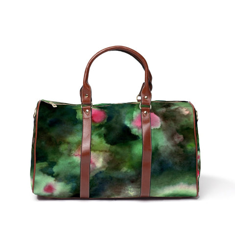 Forest Camo Travel Bag
