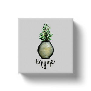 Thyme Canvas Mini