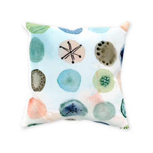 Coromandel Throw Pillows