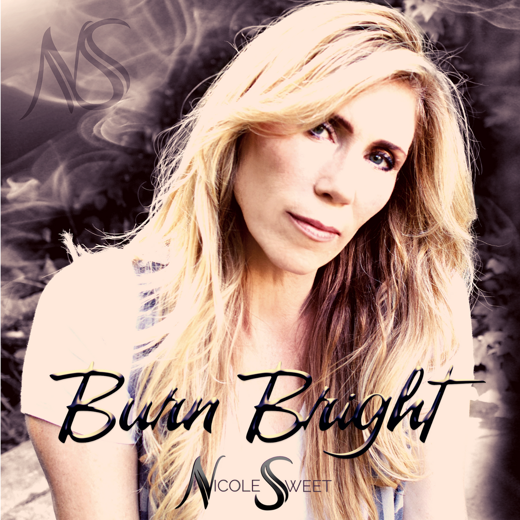 Digital Album BURN BRIGHT