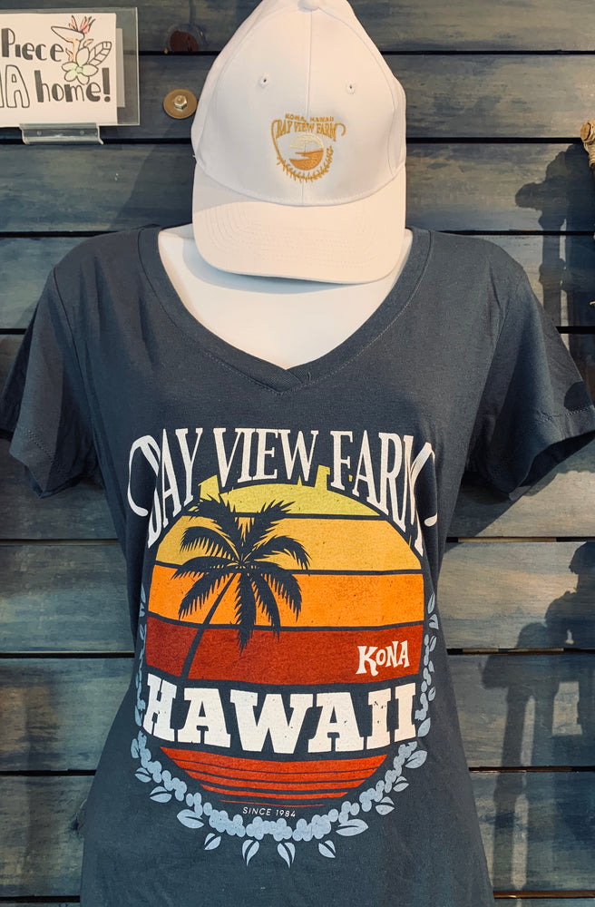 Shirts - The Bay View Coffee Farm in Kona, Hawaii