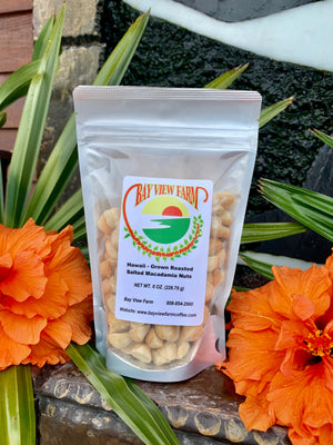 Chocolate Covered Macadamia Nuts - The Bay View Coffee Farm in Kona, Hawaii