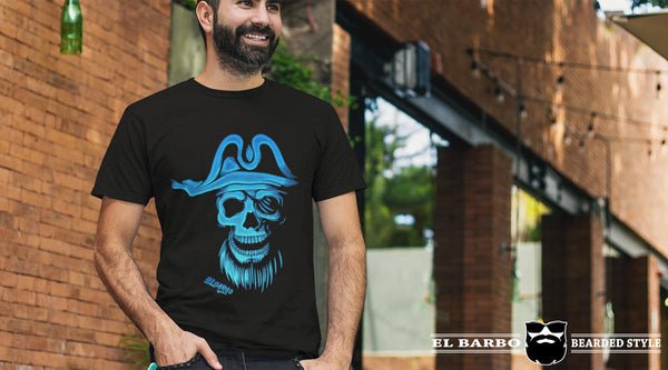 T-Shirt El Barbo Le Pirate Barbu