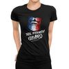 T-shirt femme barbu- The frensh beard - el-barbo