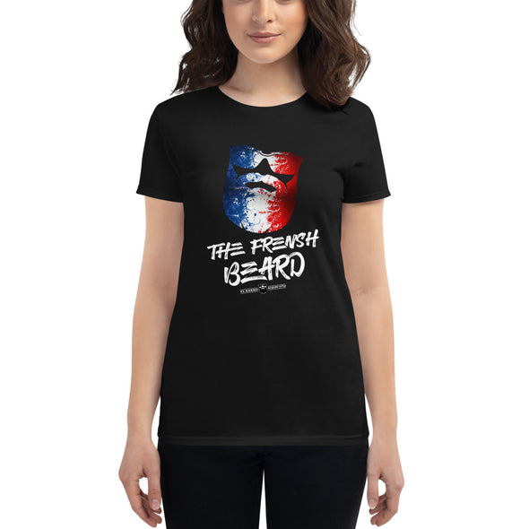 T-shirt Femme The Frensh Beard