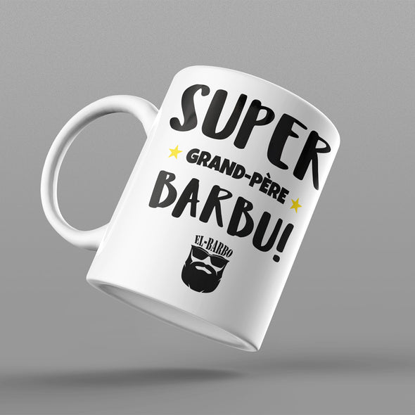 Mug Grand Père Barbu – El Barbo