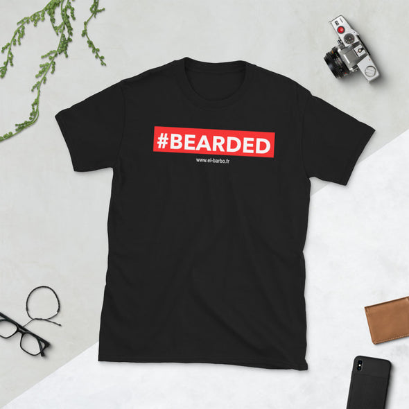 T-shirt Homme – Bearded Supreme