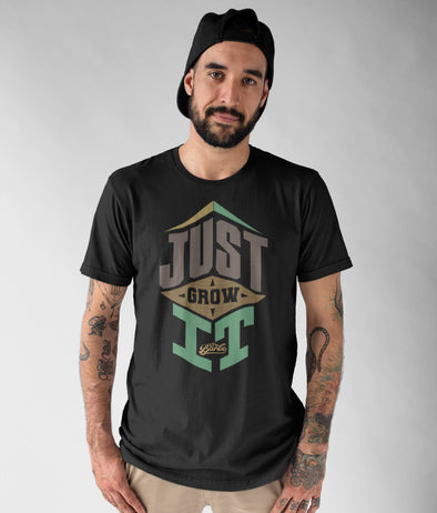 T-shirt Homme – Just Grow It