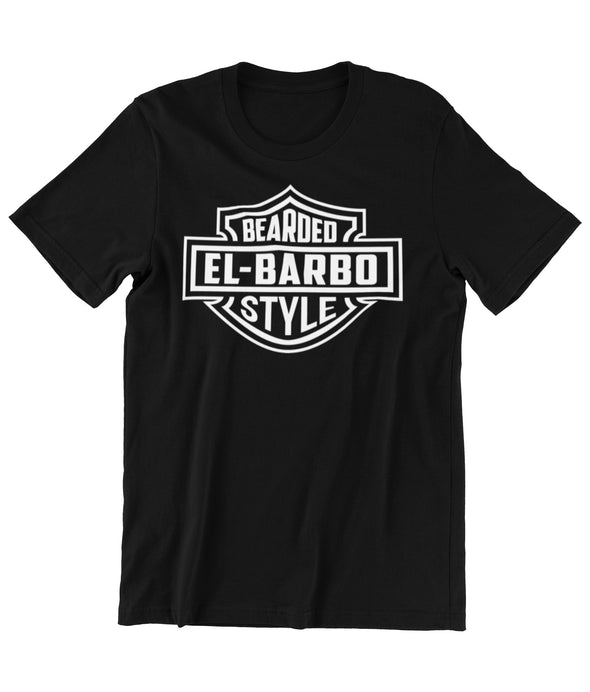 T-shirt El-Barbo Bearded Style