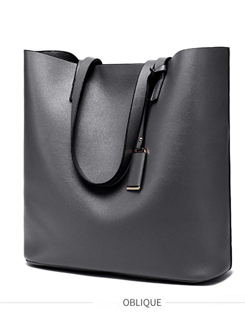 Convenience Simple PU 3 Colors Bag