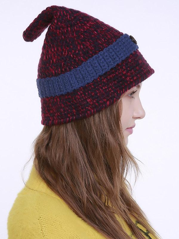Bohemia Knitting 5 Colors Hat Accessories