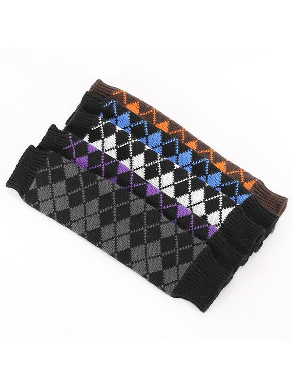 Knitted 3 Colors Sleevelet Accessories