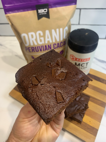 Keto Choc Brownie