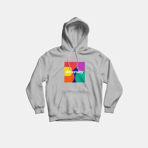 Laden Sie das Bild in den Galerie-Viewer, DIVERSITY - Hoodie - LGBTPQ - Shop