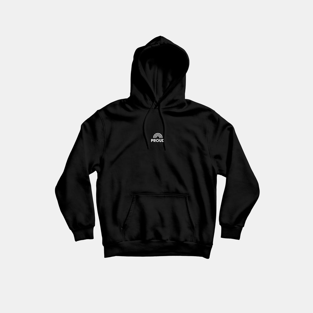 "PROUD ""embroidered"" - Hoodie"