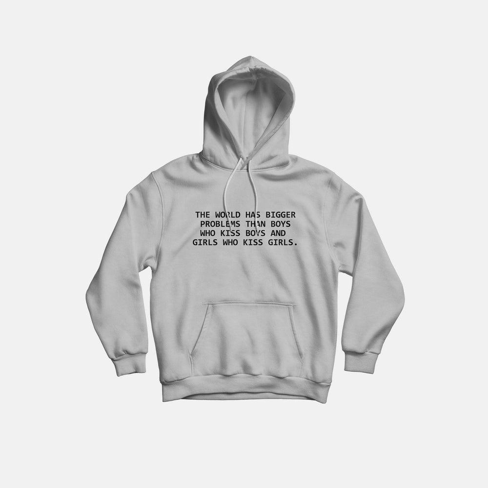 Laden Sie das Bild in den Galerie-Viewer, BIGGERPROBLEMS - Hoodie - LGBTPQ - Shop