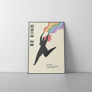 JUNE - DINA3 Kunstdruck - LGBTPQ - Shop