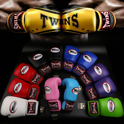 "8oz-14oz Twins boxing gloves ""Multiple Colours"""