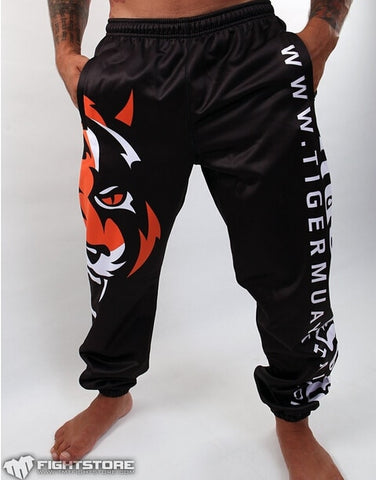 """Tiger Muay Thai"" Tracksuit Pants"