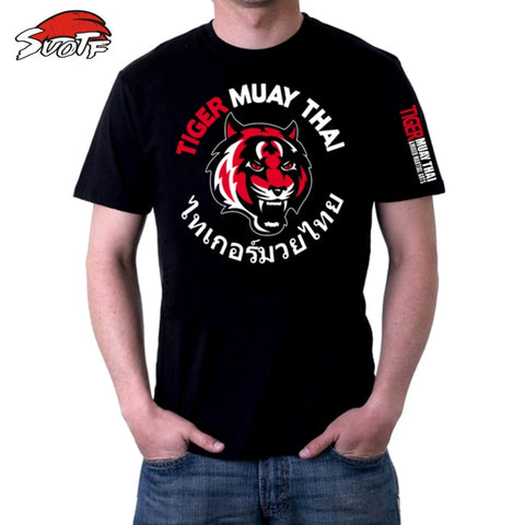 "SUOTF ""Tiger Muay Thai"" T-Shirt"