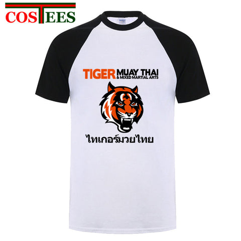 """Tiger Muay Thai"" T-shirt"