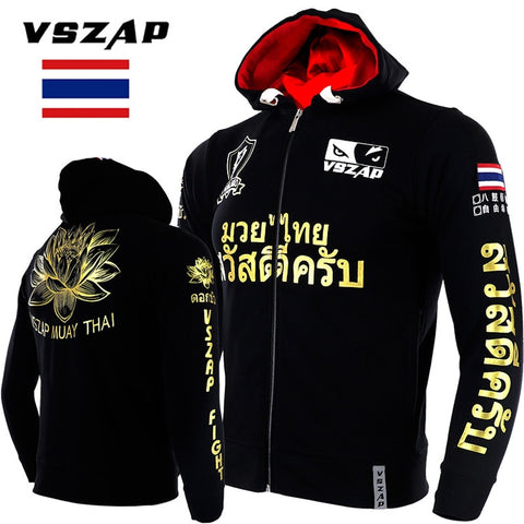 VSZAP fighting jacket