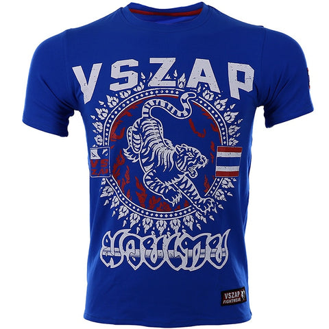 "VSZAP ""Blue Thai Tiger"" T-Shirt"