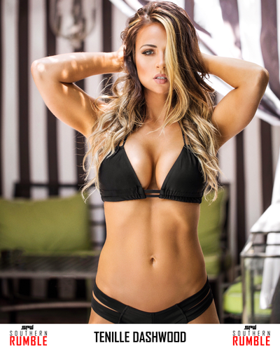 Tenille Dashwood 8x10 - Southern Rumble V2