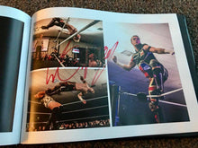 Load image into Gallery viewer, SIGNED SPW Photo Book (Will Ospreay & Bea Priestley)