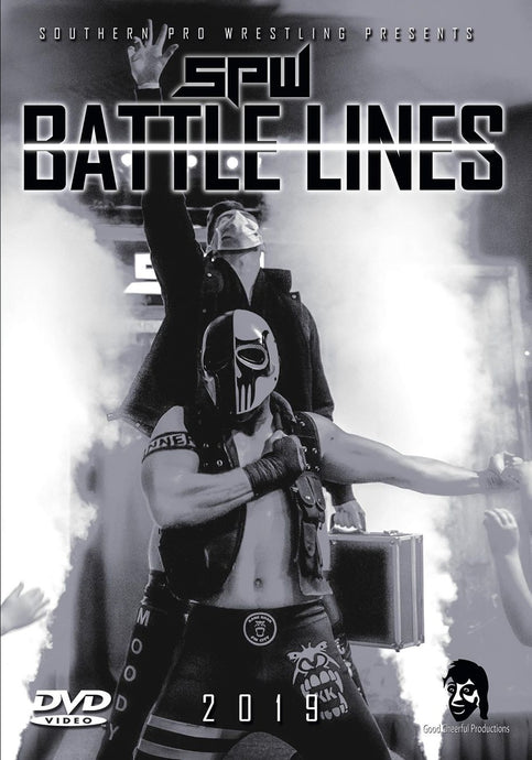 SPW Battle Lines 2019 DVD