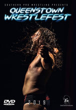Load image into Gallery viewer, SPW Queenstown WrestleFest 2019 DVD