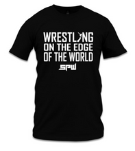 Load image into Gallery viewer, SPW Edge of the World T-Shirt