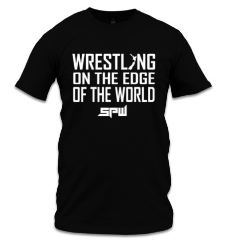 SPW Edge of the World T-Shirt