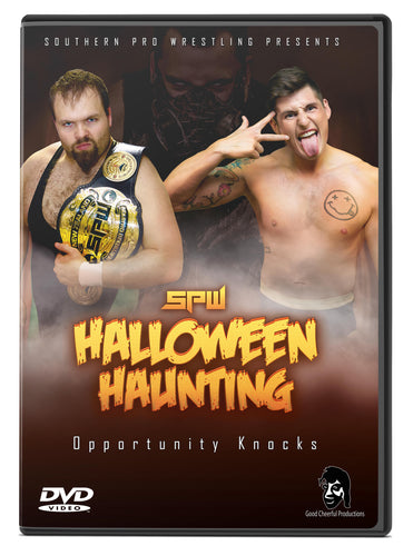 SPW Halloween Haunting 2017 DVD