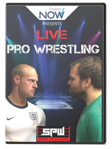SPW Debut in Invercargill 2015 DVD