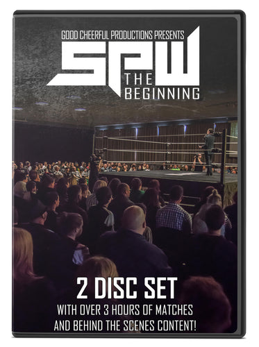 SPW The Beginning DVD (2 Discs)