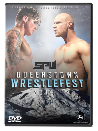 SPW Queenstown WrestleFest 2018 DVD