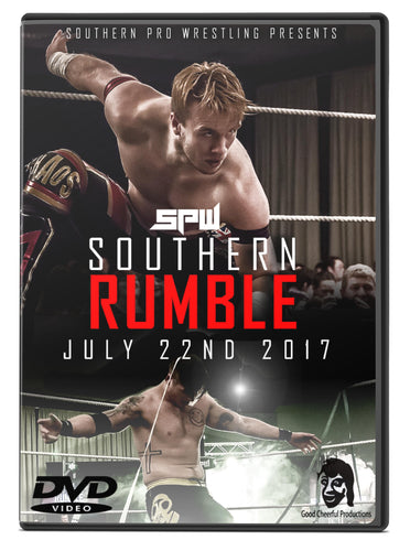 SPW Southern Rumble 2017 DVD
