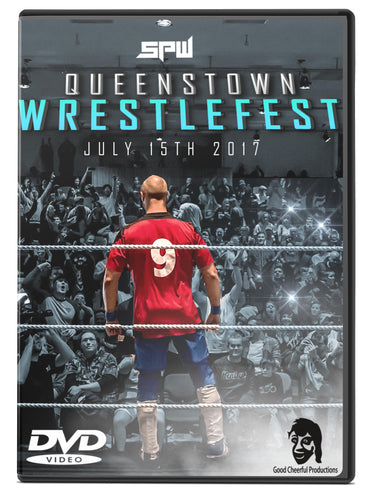 SPW Queenstown WrestleFest 2017 DVD