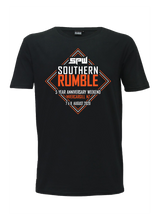 Load image into Gallery viewer, SPW Southern Rumble 2020 Official T-Shirt