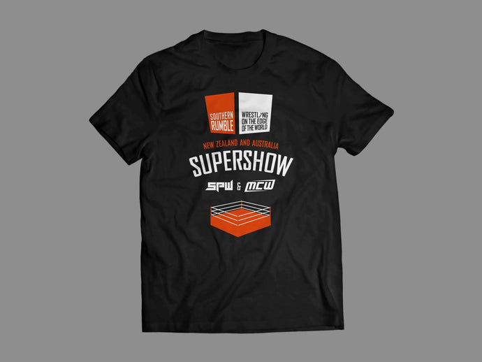SPW Southern Rumble 2019 Official T-Shirt