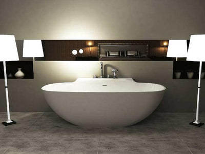 BSS18 iBelfore Stone Bath 1800mm