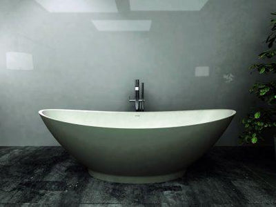 BSS21 iBelmont Stone Bath 1885mm