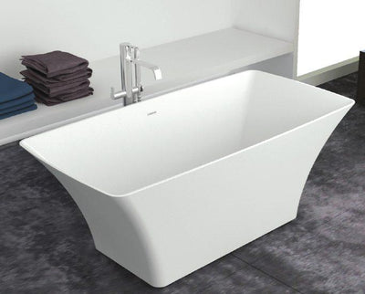 BSQ02 iBeltique Stone Bath 1525mm