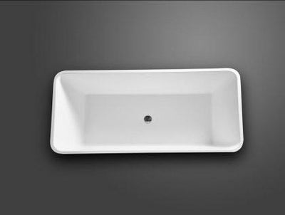 BSS03 iBelfast Stone Bath 1490mm Matt White