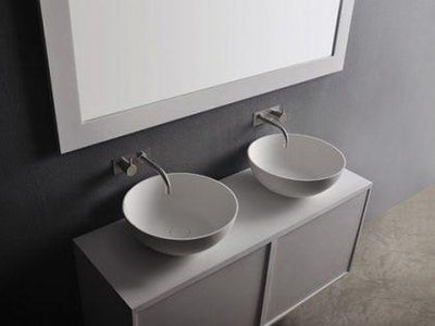 S1 Stone Basin 390mm counter top basins