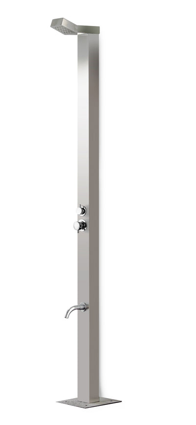 Sta10 Stainless Steel Outdoor Shower