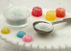 Amazing Fake Sugar Powder - Realistic Gumdrop Candy or Dessert Topping - For Making Faux Food Crafts or Decoden