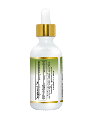 LeafSource Humic - Fulvic Liquid Concentrate - LeafSource
